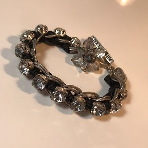 American Eagle Outfitters silvertone bracelet